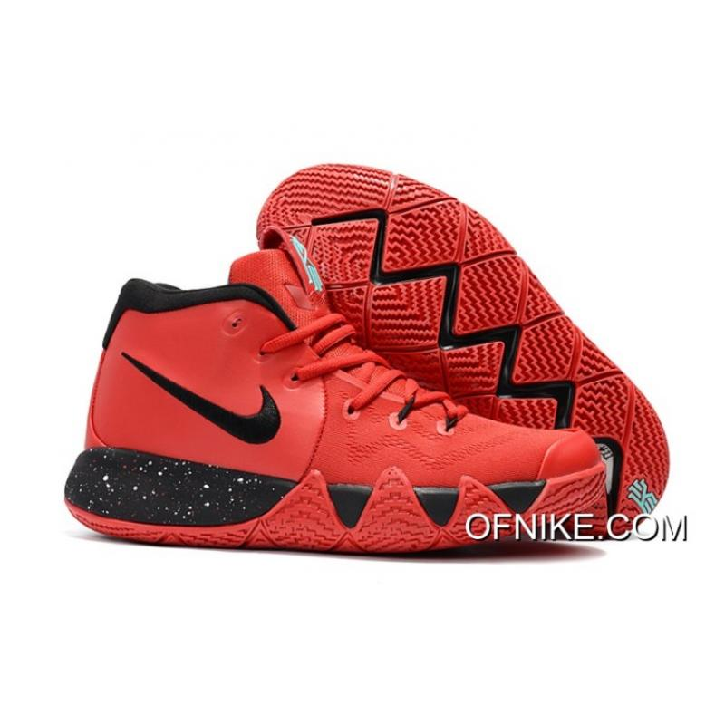 timeless design e0fce 013ce Top Deals Nike Kyrie 4 University Red/Black